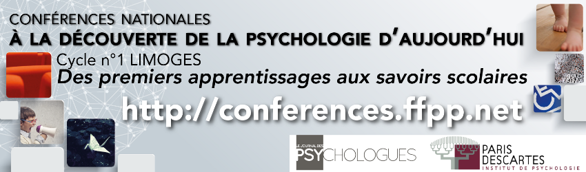 Conf�rences nationales : Limoges, cycle 1