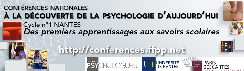 Conf�rences nationales : Nantes, cycle 1