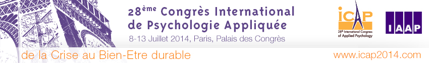 ICAP 2014 - PARIS